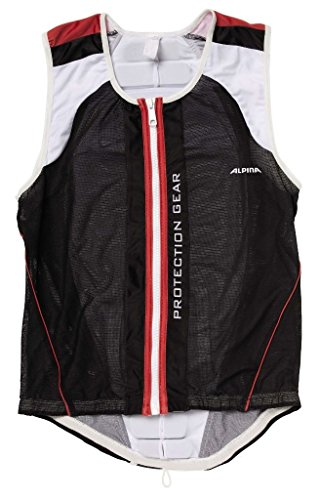 ALPINA Protektor JSP, White-Black, 185/XL, 8853813