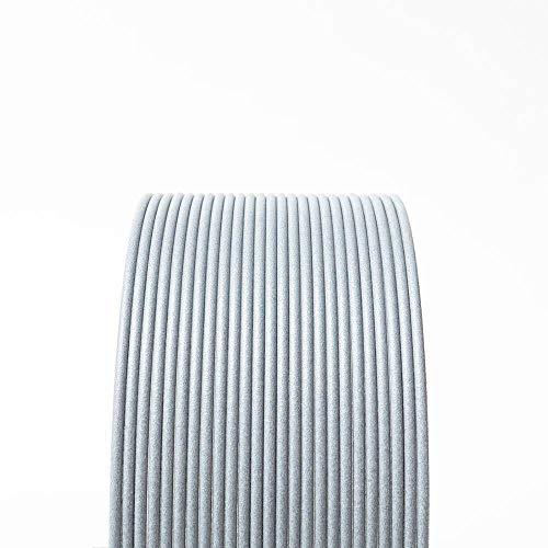 Proto-Pasta HTP2170-CFL Light Gray Carbon PLA Filamento per stampante 3D Plastica PLA 1.75 mm 50 g Grigio chiaro 1 pz.