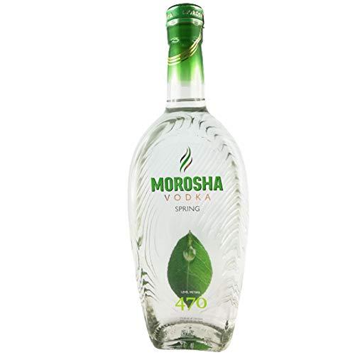 Vodka Morosha Spring 0,7L ukrainischer Wodka 470m Karpaten Gebirge