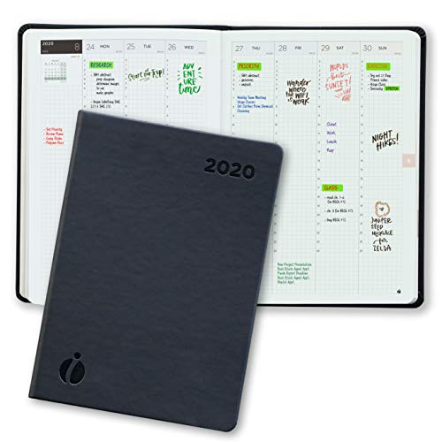 Our #5 Pick is the Inamio Appointment Book Day Planner