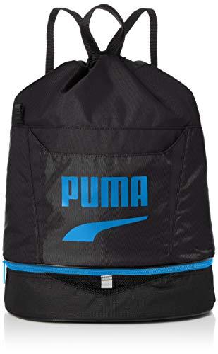 [プーマ] プーマ 2ルーム スイムバッグ 077506 ブラック/プーマ チーム ロイヤル (01)