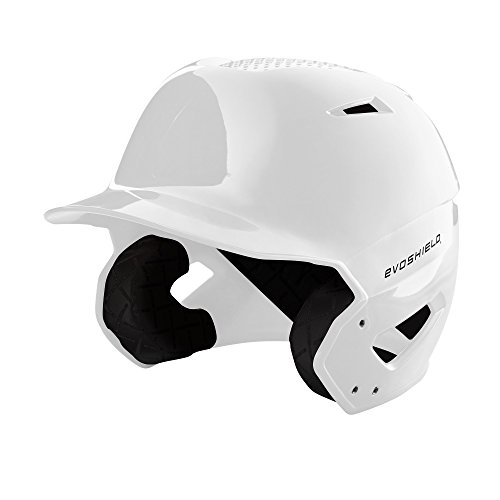 EvoShield XVT Batting Helmet, White - S-M