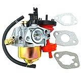 ZERO250 Carburetor Carb Compatible with Craftsman 179cc 2 Stage Snow Blower Model 247.889571