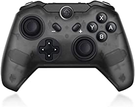 Maegoo Controller for Switch, Bluetooth Wireless Switch Controller with Gravity Sensor and Dual Vibration, Remote Gamepad Joypad Joysticks Compatible with Switch