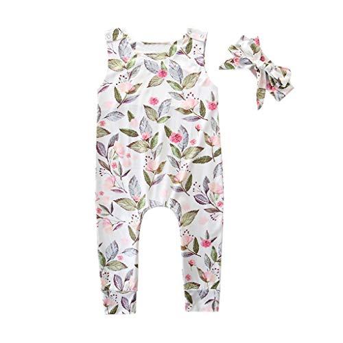 Julhold Neugeborenen Kinder Baby Mädchen Jungen Niedlichen Outfits Kleidung Drucken Strampler Body + Stirnband Set 3-24 Monate