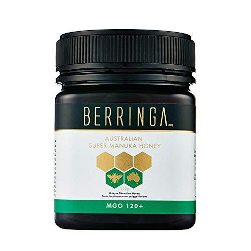 Berringa Manuka-honing, 120 mg, 250 g, 1 stuk
