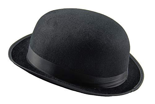 Foxxeo 35079   Melone schwarz für Herren