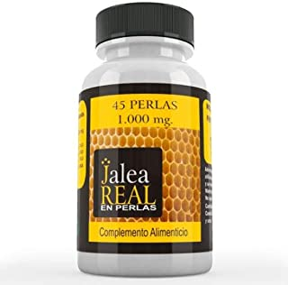 El Valle Jalea Real 1000Mg - 45 perlas