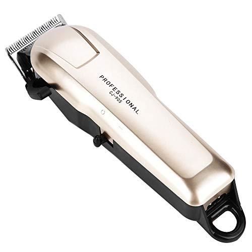 Elektrische tondeuse, kapseltrimmer Kappersmachine met professioneel stalen mes voor zakenmensen, kinderen, ouderen, enz.(EU)
