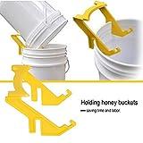 Zoom IMG-1 plastica bee honey bucket delaman