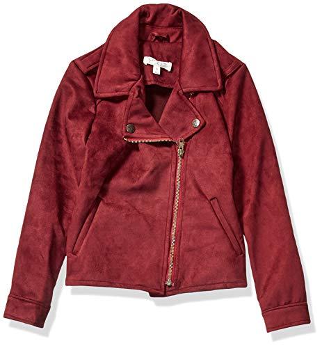 Jessica Simpson Mädchen Jacket Jacke, Mojito Rhododendron, XL