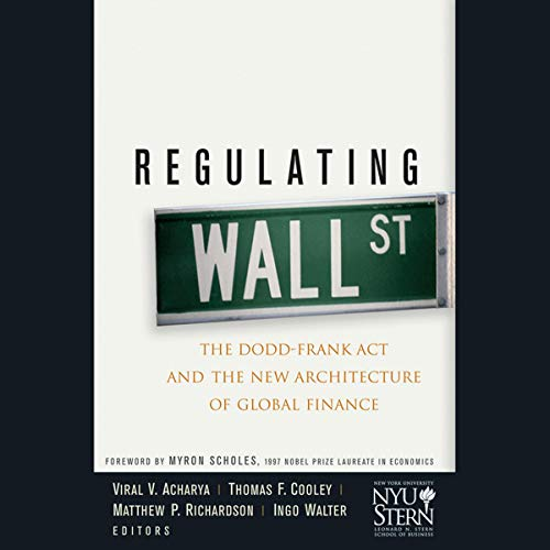 Regulating Wall Street Titelbild