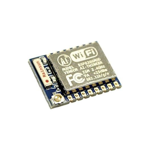 Preisvergleich Produktbild ESP-07 WLAN-Modul mit ESP8266 SoC,  Keramikantenne,  UART,  WiFi z.B. für Arduino