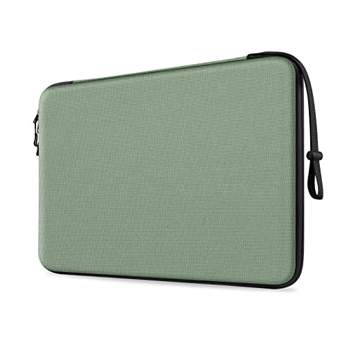 FINTIE Funda para Tablet y Portátil de 13', Concha Dura Bolsa para 13.3' MacBook Air A2337 M1 A2179 A1932, MacBook Pro 13 A2338 A2251 A2289 A2159 A1989 A1706 A1708, Surface Pro 7/X/6/5/4/3,