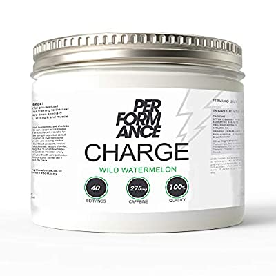 Bodybuilding Warehouse Performance Charge Supplement, Wild Watermelon