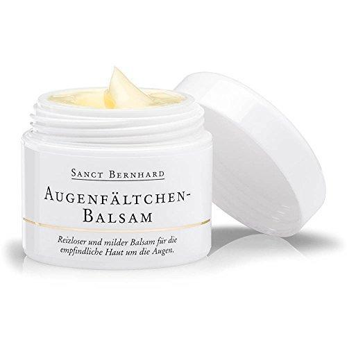 Sanct Bernhard Augenfältchen-Balsam mit Collagen, Avocadoöl, Jojobaöl 15 ml