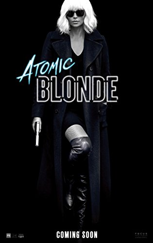 10 best atomic blonde poster 27×40 for 2020