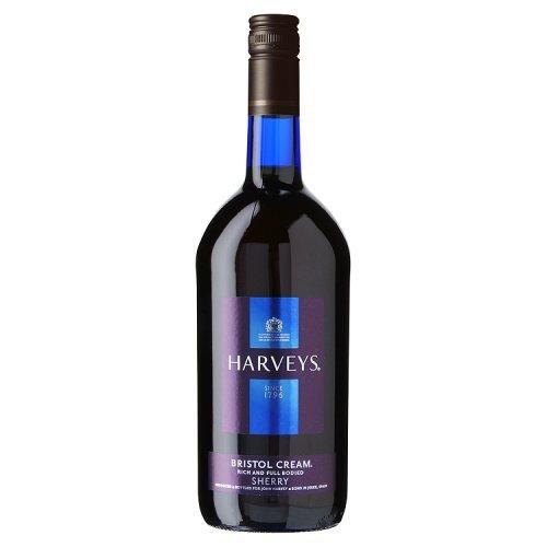 Harvey's Vino de Jerez Bristol Cream - 3 Paquetes de 3 x 333.33 ml - Total: 3000 ml