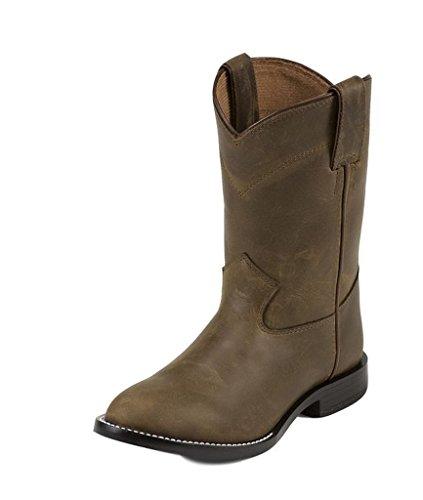 Kids Boy Cowboy Boots Size 4
