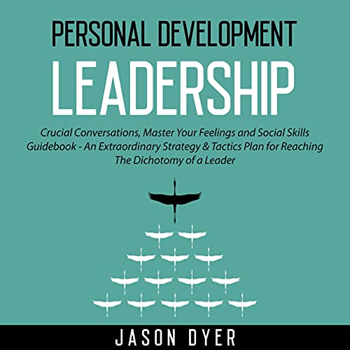 Personal Development Leadership cover art