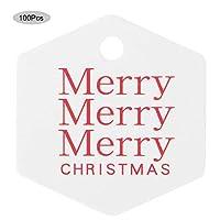 クリスマスの装飾 クリスマスツリーの装飾 クリスマスのペンダントの装飾 明るい色 使いやすい 家族 パーティー 誕生日パーティー クリスマスの装飾(White hexagon)
