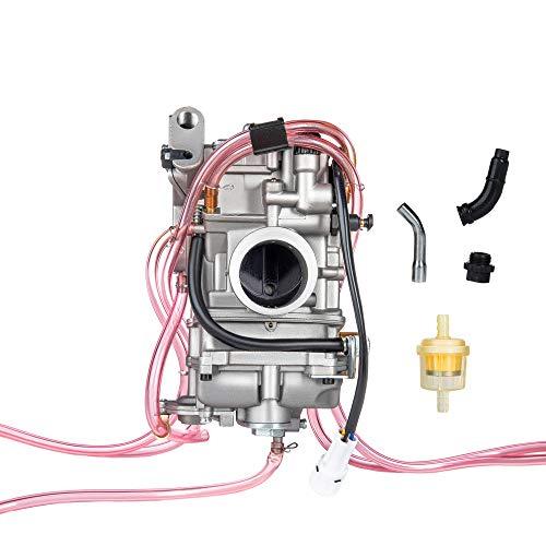 PUCKY Carburetor for Yamaha WR250 WR250F YZ250F 2001-2013 for Honda CRF250R 2004-2005