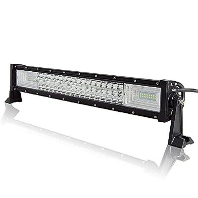 Willpower 7D LED Work Light Bar