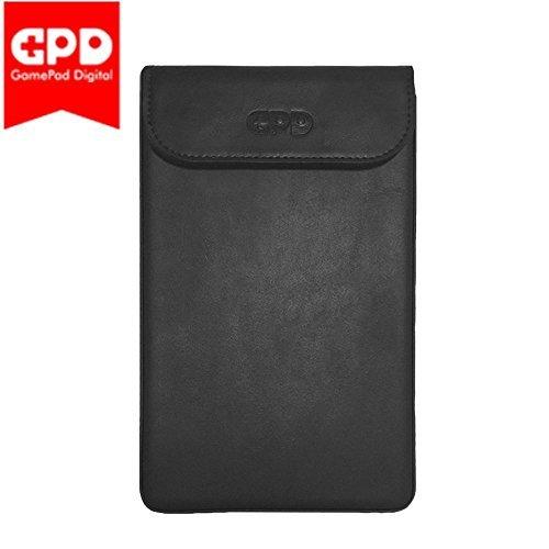[正規品]GPD Pocket GPD社純正レザーケース(合成皮革)ブラック [正規輸入品] …