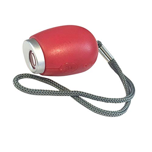 Topsale-ycld Digitale tijdprojectieklok mini LED klok projector zaklamp hangtouw
