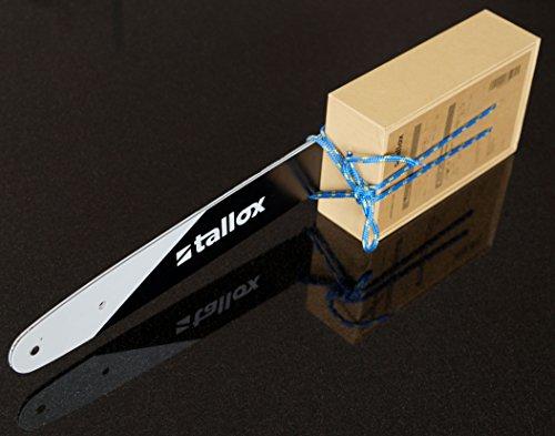 """tallox espada y 3 cadenas de motosierra 3/8\"""" 1,6 mm 72 TG 50 cm espada completo cincel compatible con motosierras Stihl"""