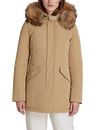 WOOLRICH Parka Luxury Artic BEIGE CFWWOU0296FRUT05738926 Marrone Donna XS