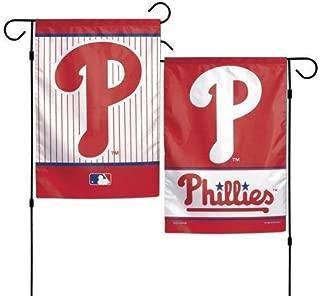 WinCraft Philadelphia Phillies Garden Flag 2 Sided 12.5