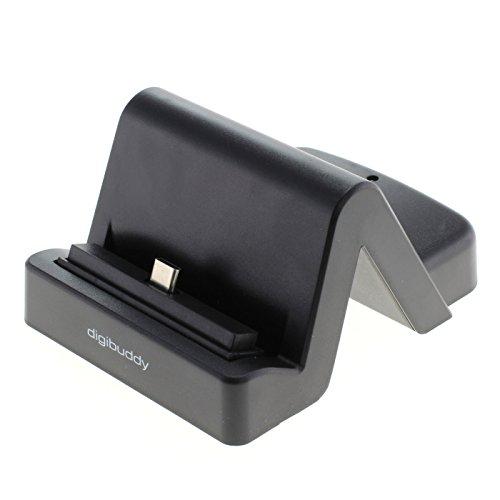 digibuddy USB Dockingstation 1401, USB-C 3.1 (Type C) Variabler Connector inklusive USB 3.0 Kabel