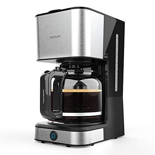 CECOTEC Coffe66 – Mejor cafetera barata de goteo con gran capacidad