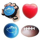 XUDONG Griffball, Alter Mann Übung Handgriff Krafttrainingsgerät Massage Wahrnehmung Touchball...