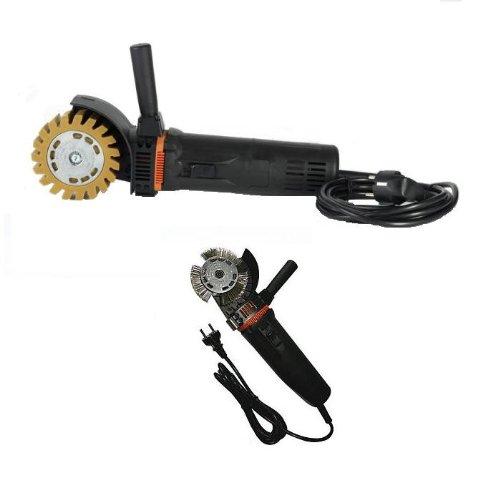 MONTI MBX® Metal Blaster - Electric - inkl. Aufnahmesystem 23 mm
