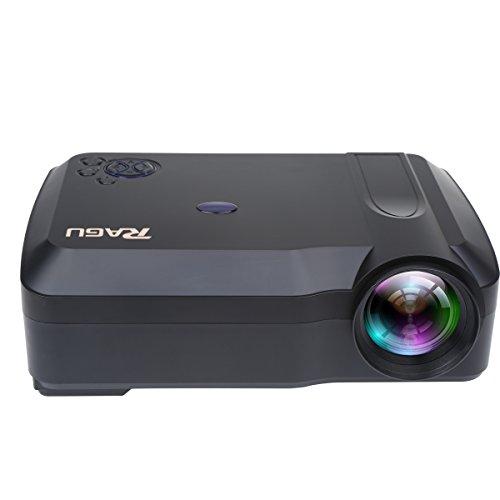 Proyector, RAGU RG-01 proyector de 1280...