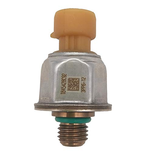 JESBEN 1845428C92 Fuel Injection Pressure Sensor ICP Sensor Replacement for Ford Powerstroke Diesel 6.0L 2004-2007 4C3Z9F838AB 3PP6-12