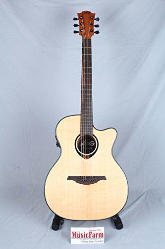 Lag T80ACE - T80a ce guitarra electro acustica auditorium cataway