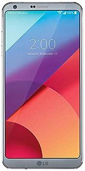 LG G6 VS988 - Ice Platinum - 32GB - Verizon  Renewed