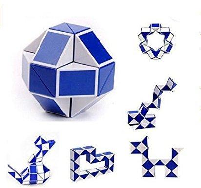 Squishtoy - Sequenzielle Puzzles in Blue, Größe Small