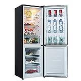 CHiQ FBM157L42 Freistehender Kühlschrank mit Gefrierfach 157L | Kühl-Gefrierkombination | Low-frost | 144 x 47 x 49,2 cm (HxBxT) | Ultraleise 38 db | 12 Jahre Garantie auf den Kompressor* - 7