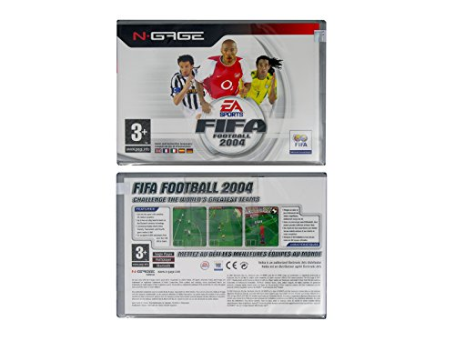 N-Gage Fifa Soccer 2004 Game
