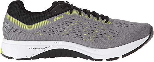 ASICS Men's GT-1000 7 (4E) Running Shoes, 11.5XW, Carbon/Black