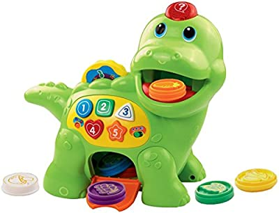 VTech Chomp and Count Dino by V Tech