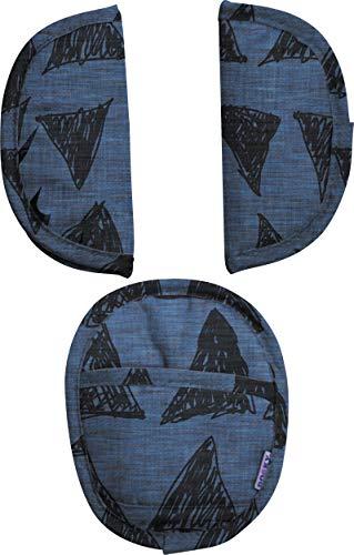 The Original Dooky 126926 Housses Universelles, Blue