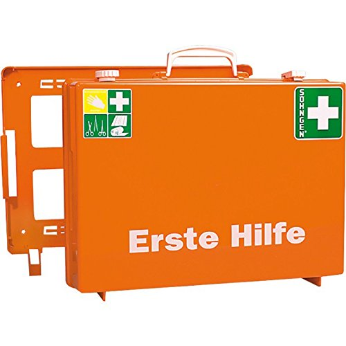 Erste-Hilfe-Koffer groß DIN 13169 400x300x150mm ABS schlagfest