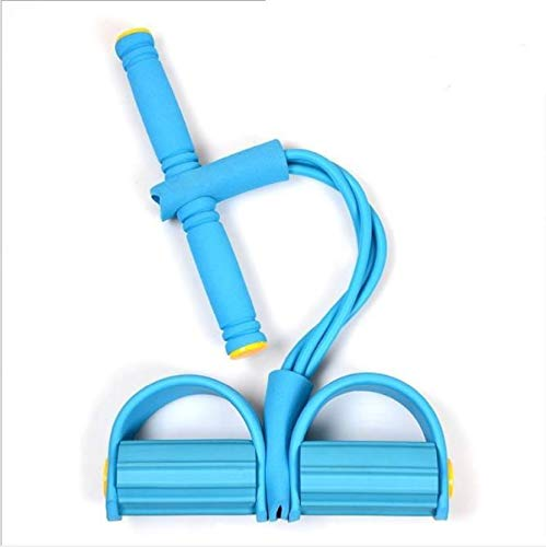 Qaz Hilfsgerät Sit-ups for Männer und Frauen faul automatische Puller Bett Bauch Heimfitnessgeräte (Color : C)