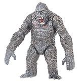 CeFoney King Kong Actionfigur Filmcharakter Figuren Modell für Schlafzimmer Bett Wohnzimmer Bewegliche Gelenke King Kong Ornamente für Sammler Jungen Kinder 3+ 7 IN