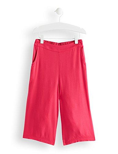 Marchio Amazon - RED WAGON Pantaloni Modello Cropped Bambina, Rosa (Virtual Pink), 116, Label:6 Years
